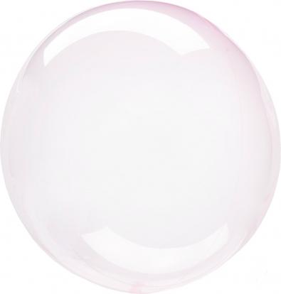 Õhupall-clearz, roosa (40 cm)