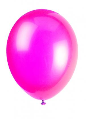 Õhupall, erkroosa (30 cm)