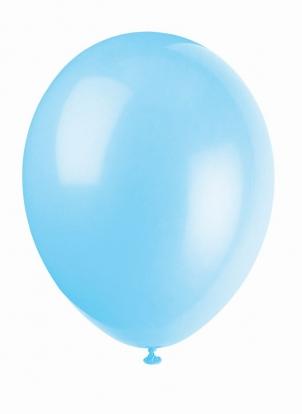 Õhupall, helesinine (30 cm)
