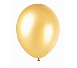 Õhupall kuldne pärlmutter (30 cm)