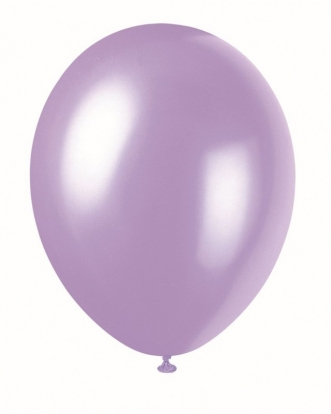 Õhupall lilla pärlmutter(30 cm)