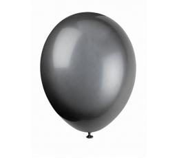 Õhupall, must (30 cm)