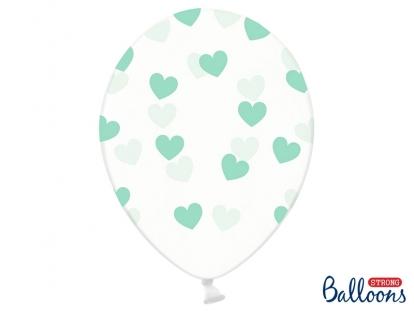 "Õhupall ""Piparmündi südamed"" (30 cm)"