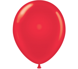 Õhupall punane pärlmutter (30 cm)