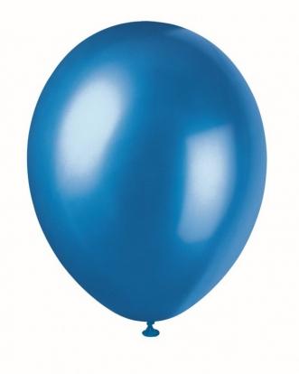 Õhupall sinine pärlmutter (30 cm)