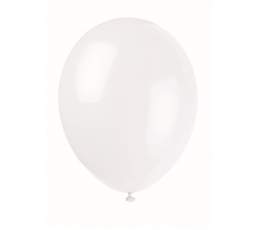 Õhupall, valge (30 cm)