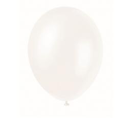 Õhupall, valge pärlmutter (30 cm)