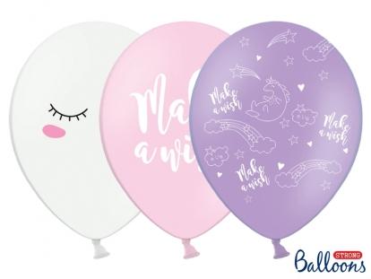 """Õhupallid """"Ükssarvik"""" (6 tk./30 cm)"""