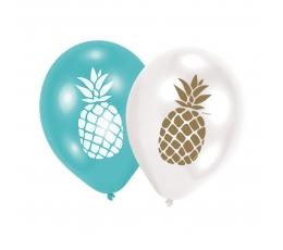 "Õhupallid ""Ananass"" (6 tk./27 cm)"