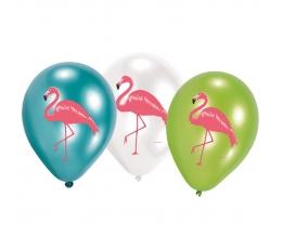 "Õhupallid ""Flamingo"" (6 tk./28 cm)"