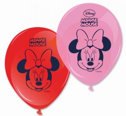 """Õhupallid """"Minni Hiir"""" (8 tk./28 cm)"""