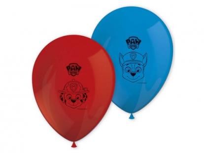 """Õhupallid """"Paw Patrol"""" (8 tk.)"""