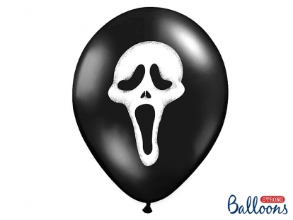 """Õhupallid """"Scream"""" (6 tk./30 cm)"""