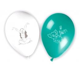 """Õhupallid """"Vaiana"""" (8 tk./28 cm)"""