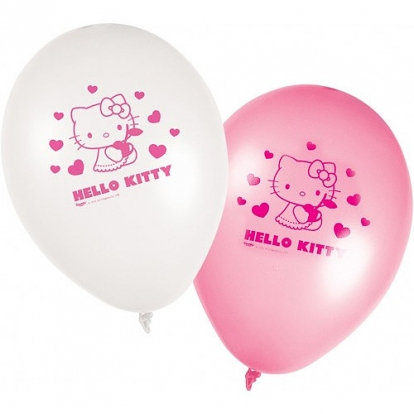 "Õhupallid""Hello Kitty"" (8 tk./28 cm)"