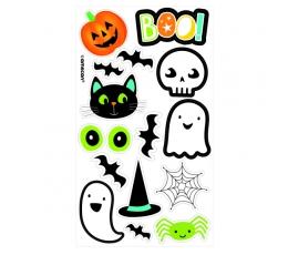 """Ajutised tätoveeringud """"Halloween"""" (1 tk)"""
