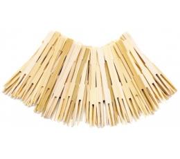 Bambusest kahvlid-tikud (70 tk.)