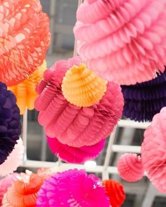 """Dekoratsioon """"Pilveke"""", roosa (20 cm)"""