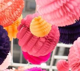 """Dekoratsioon """"Pilveke"""", roosa (30 cm) 1"""
