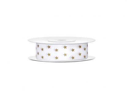 """Dekoratiivlint """"Kuldsed tähed"""" (10 m"""