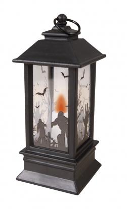 """Dekoratiivne LED-lamp """"Hirmutav"""" (5,3 x 13 cm)"""