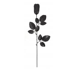 Dekoratiivne roos, must