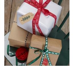 """Dekoratiivsed paelad """"Häid jõule"""" (3tk)"""