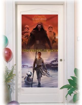 """Dekoratsioon - plakat """"Star Wars"""""""