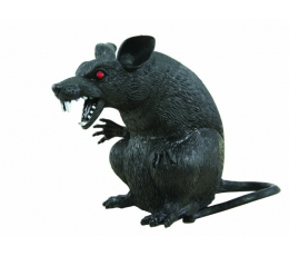 "Dekoratsioon ""Rott"", must (18 cm)"