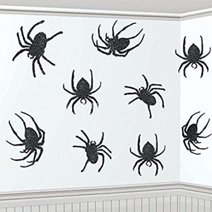 """Dekoratsioon """"Säravad ämblikud"""" (9 tk)"""
