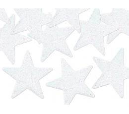 """Dekoratsioonid """"Pärlmutter tähed"""" (8 tk / 5 cm)"""