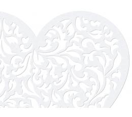 """Dekoratsioonid  """"Südamed"""" (10 tk.)"""