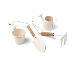 """Dekoratsioonikomplekt """"Aedniku tööriistad"""" (4 tk. 4-13 cm)"""