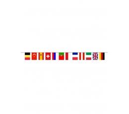 Euroopa lippude vanik (5 m)