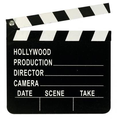 """Filmimistarvik """"Võte"""" (20x18 cm)"""
