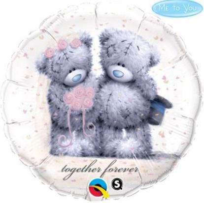 """Fooliumist õhupall """"Karud"""" (18 """"46 cm"""