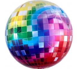 "Fooliumist õhupall-orbz ""Disco"" (38x40 cm)"