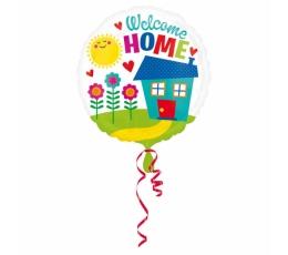 """Folinis balionas """"Welcome Home"""" (43 cm)"""
