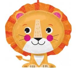 """Foolimist õhupall """"Lõvi"""" (60 x 53 cm)"""