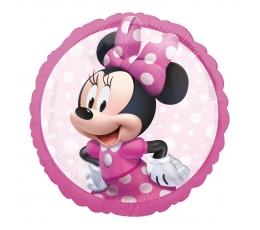 "Foolium õhupall ""Minnie Mouse forever"", roosa (43 cm)"