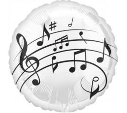 """Foolium õhupall """"Noodid"""" (43 cm)"""