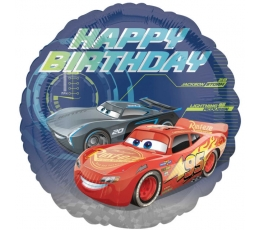 """Fooliumist õhupall """"Cars"""" (43 cm)"""