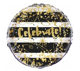 """Fooliumist õhupall """"Celebrate"""" (45 cm)"""