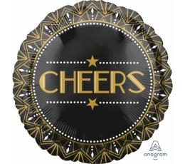 """Fooliumist õhupall """"Cheers"""" (43 cm)"""