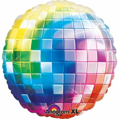 """Fooliumist õhupall """"Diskoteek"""" (81cm)"""