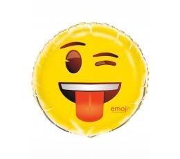 """Fooliumist õhupall  """"Emoji"""" (45 cm)"""