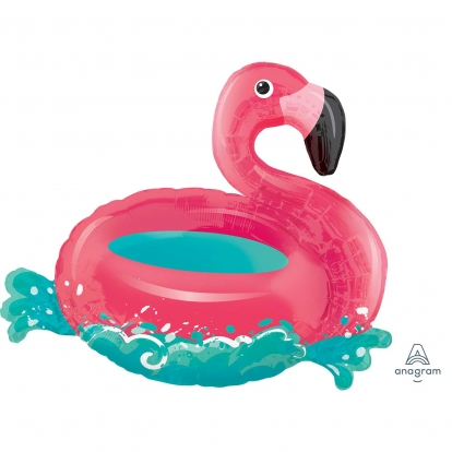 "Fooliumist õhupall  ""Flamingo"" (76x68 cm)"
