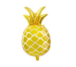 "Fooliumist õhupall  ""Kuldne ananass"" (48x67cm)"