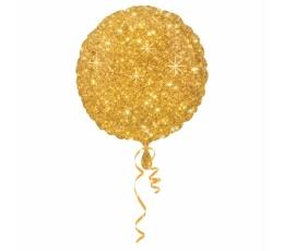 """Fooliumist õhupall """"Kuldne läige"""" (43 cm)"""