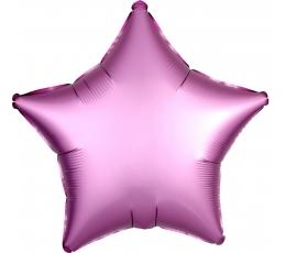 """Fooliumist õhupall """"Lilla täht"""" matt (43 cm)"""